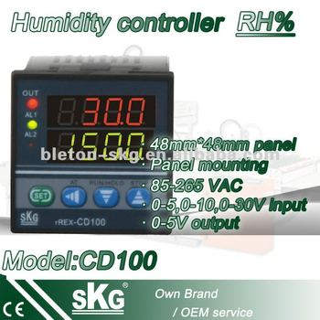 CD100 humidity controller RH