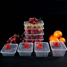 Eco-friendly Disposable PP Plastic Fast Food Bento/Container/Box