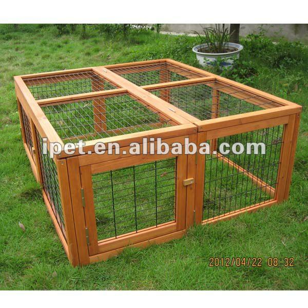 Large Outdoor Cheap Wooden Hamster Cage
