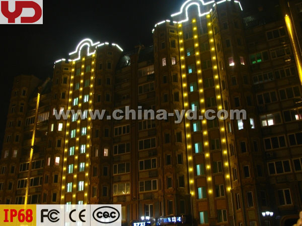 IP68 V-0 smd 5050 outdoor decoration waterproof LED Lighting With High Quality