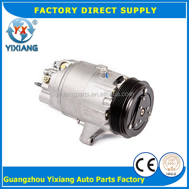 Electric Car Auto AC 7V16 Compressor 89018606