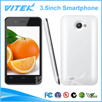 Hot dual sim cheap mtk 6572 dual core 3.5inch mtk6577 dual core android 4.2 jelly bean phone