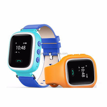 Hot selling Real 3G new coming Kids GPS mechanic watches men Q60 smart phone watch