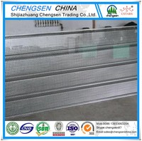 Alibaba China perforated metal sheet 0.5mm thick price list