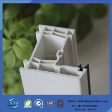 Window UPVC profile from Alibaba China manufacturer