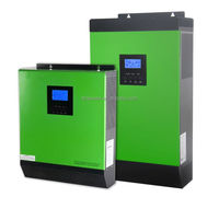 2KVA offgrid hybrid Pure Sine Wave Inverter generator with MPPT Charger for solar power system