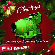 Big Sale commercial concrete mixer