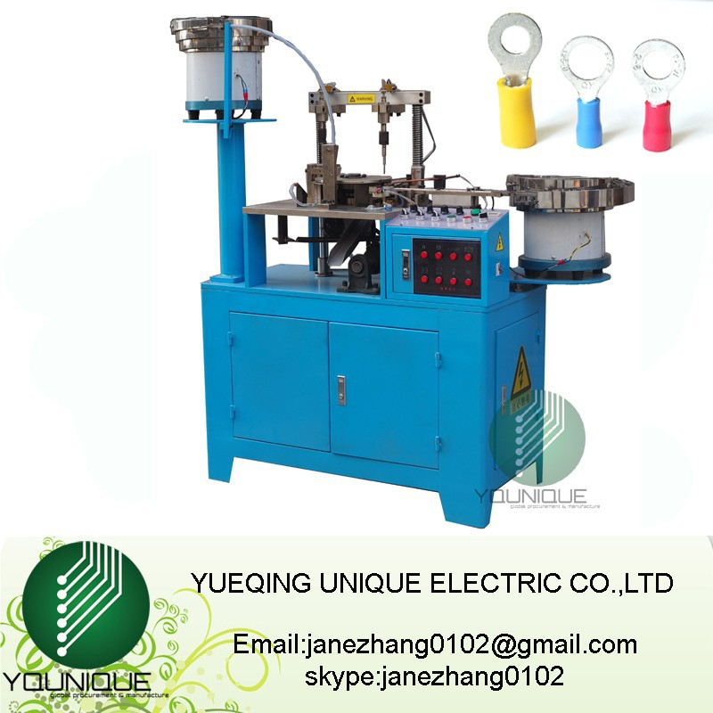 YUEQING UNIQUE ELECTRIC Cable Lugs Making Machine