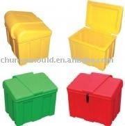 OEM rotational mould plastic transit tool box transferred box
