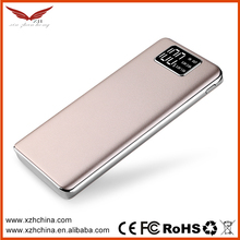 Top Selling Dual USB Output LCD Display Small Portable Power Banks