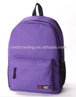 2014 korean new style fashion backpack laptop bag sidekick schooll bag