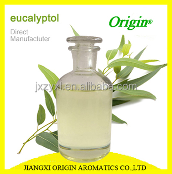 Food Flavours High Quality Natural Eucalyptol 99% Cineole,Pure Eucalyptus Oil