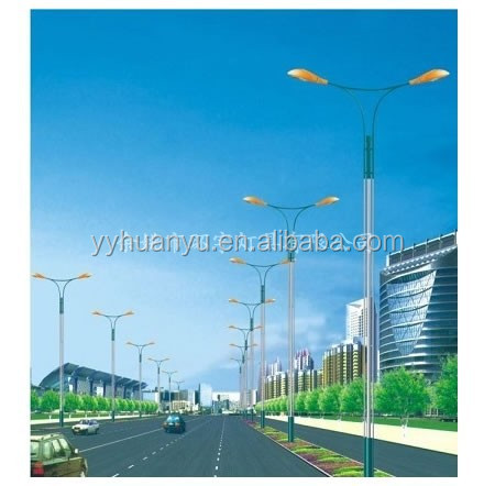 HY lighting pole
