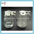 kitchenware Small glass Oil and Vinegar vegetable bottle