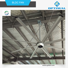 OPT 8-14ft BLDC motor best price hvls ceiling fan