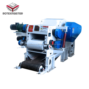 2016 Wood Log Chipping industrial wood shredder/tree shredding machine/drum wood chipper