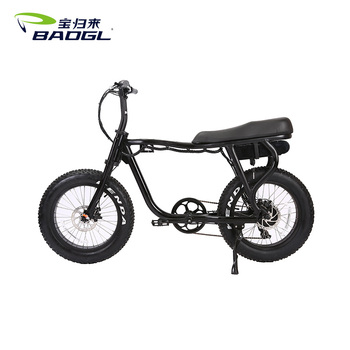 Wholesale Imported easy rider folding electric bike 500w 20