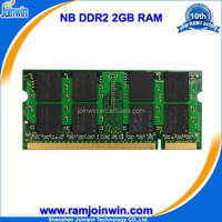 2015 non ecc 128mb*8 cheap 2gb ddr2 notebook ram memory