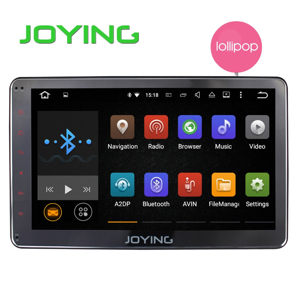 Quad Core 2 din android lollipop Car Radio Stereo Audio Head Unit DVD GPS car dvd player