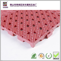 Hot selling plastic foot mat