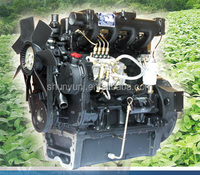 Farm machinery use Xinchai 4105 series diesel engine, xinchai diesel engine assembly
