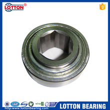Hex bore agricultural machinery bearing 206KRRB6 with high quality
