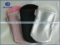 velvet pouch phone, leather pouch phone