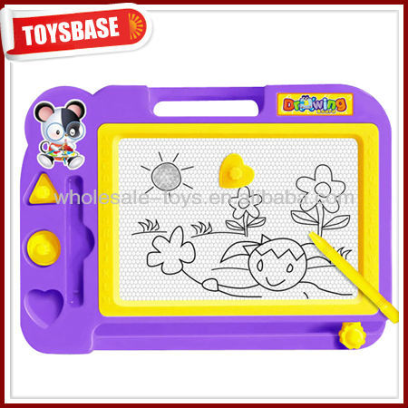 Children magnetic drawing board
