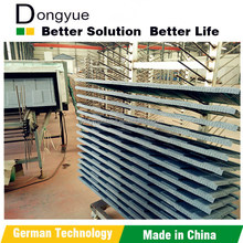 House steel roof tile color stone coated metal roofing tile from Dongyue