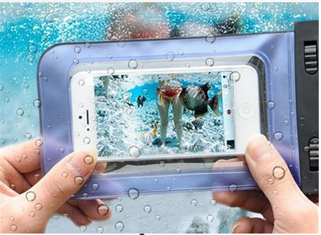 Pouch Dry For Iphone 4/5S For Samsung S2/S3 PVC Bag Waterproof Phone Case Underwater Phone Bag