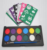 Reusable Educational Easy to Draw Custom PVC Stencils