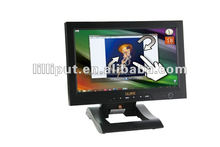 Lilliput Multi-touch function 10.1'' lcd monitor with hdmi dvi vga