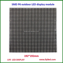 Shenzhen wholesale good price led screen panel P6 P8 P10 outdoor led module price\P8 smd led module