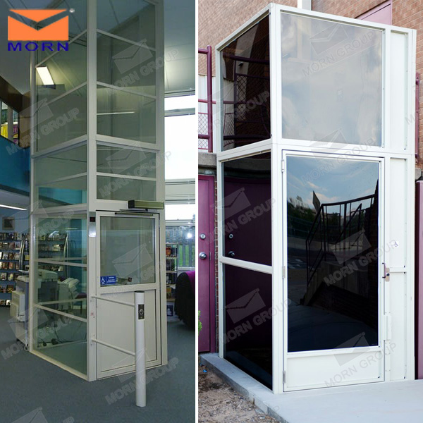 Home electric small residential elevator for sale