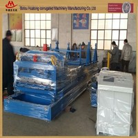 840 glazed roof tile roll forming machine
