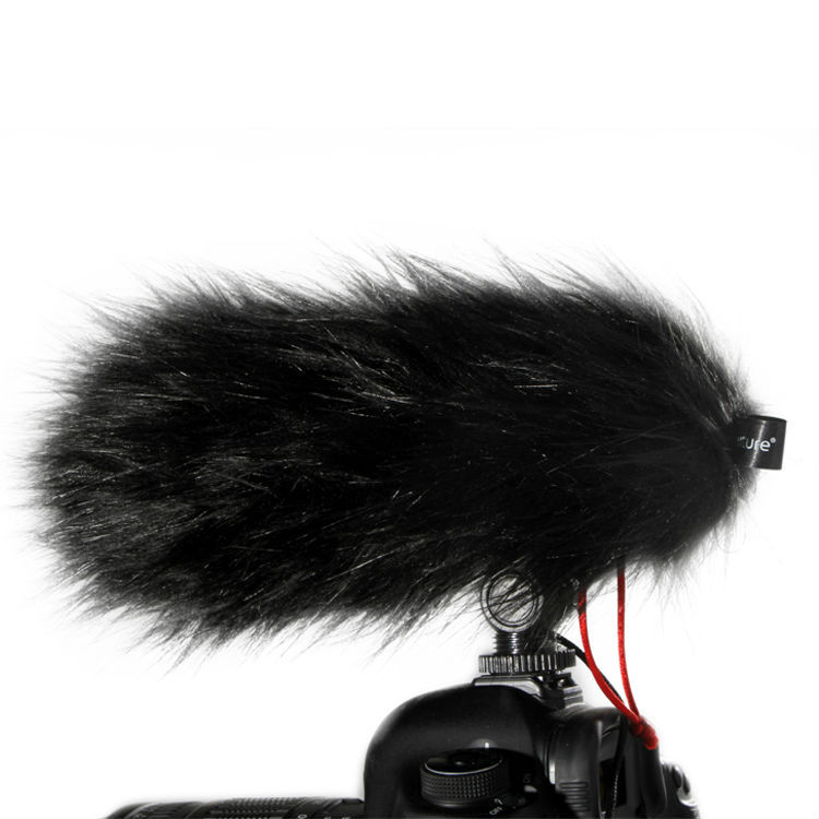 High Quality stereo Shotgun microphone for Canon Sony Camcorder and Digital DSLR Camera