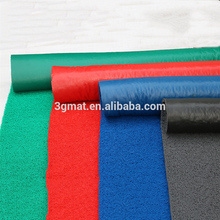 Waterproof Outdoor Firm Back PVC Vinyl Floor Covering Mat