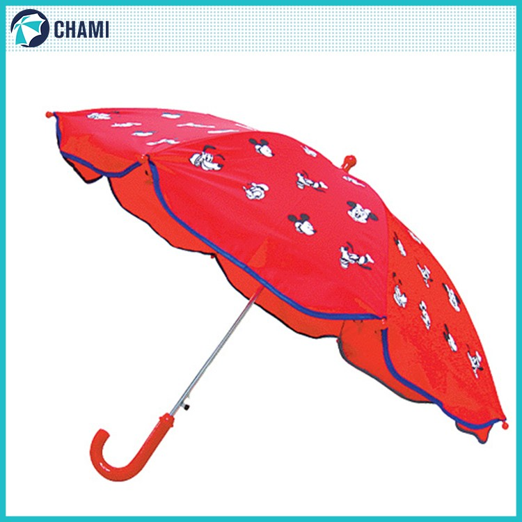 Portable best quality great material new invention plain umbrella for kids