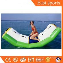 Funny Game In The Water Inflatable Water Seesaw