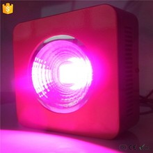 Most Cost effective programmable integrated heatsink recessed multi wavelength bands 100w cob led grow lights
