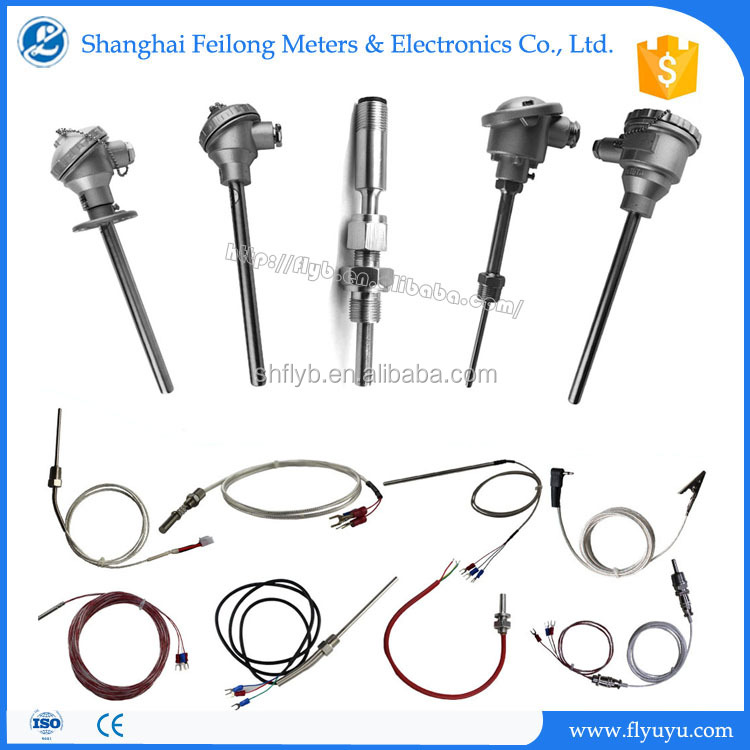 Feilong pt1000 rtd temperature sensors