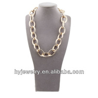fashion Latest gold chain design 2014 necklace settings wholesale