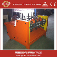 paperboard partition slotter machine / carton box making machine / corrugated slotter cutter machine