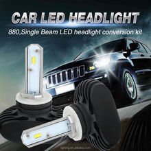 Factory Price S1 High Power 880 881 H1 H3 Car LED Headlight, Fog light