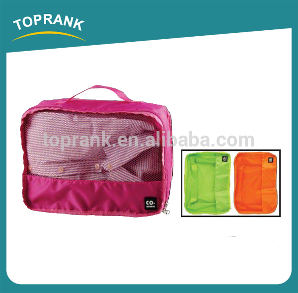 Best selling pvc packing cube with fashion design