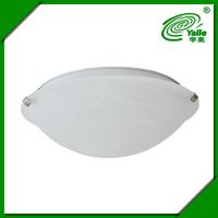 ETL IP44 surface mount fluorescent or led ceiling light fixture