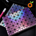 Good quality Shiny Laser Drilling Protective Back Cover for mini ipad 5