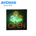 High Selling Business Shop Acrylic LED Sign , Electronic LED Display