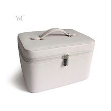 Wholesale promotional top quality best price simple syle fashion personalized makeup box