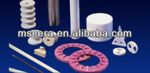Machined many shape ceramic alumina parts